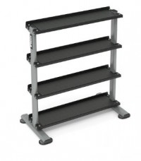 4 TIER VERTICAL KETTLEBELL TRAY RACK