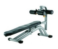Adjustable Abdominal/Crunch/Sit Up Bench A995