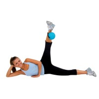 Power Yoga & Pilates Soft Weighted Ball - Various