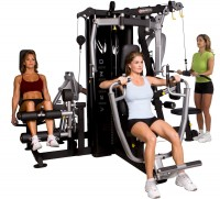 Batca Omega 4 with Optional Leg Press