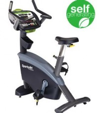 Senza C575U Upright Bike
