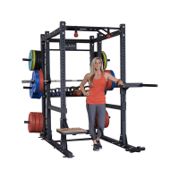 Commercial Extended Power Rack Package SRP1000BACKP4