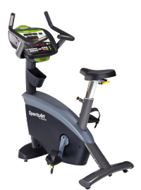 ECO-POWR™ G575U Upright Bike