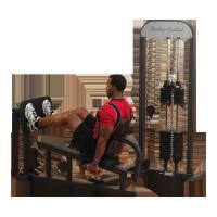 Leg & Calf Press GLP-STK