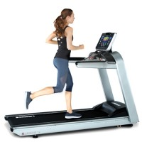 L7 Treadmill - Pro Trainer Panel