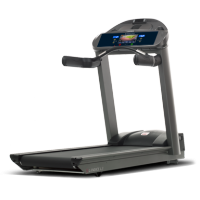 L8 Treadmill - Pro Trainer Panel