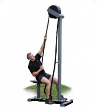 ORYX™ II Outdoor Vertical Rope Climbing Machine