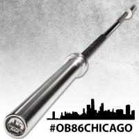 Premium Olympic Bar (Chrome) OB86CHICAGO