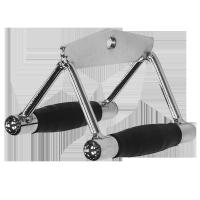 Pro-Grip Seated Row/Chin Bar