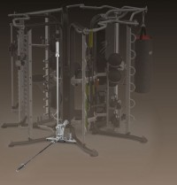 AXIS Rotational/Rope Trainer