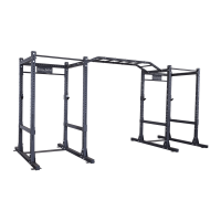 Commercial Double Power Rack Package SPR1000DB