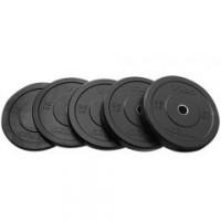 TKO Bumper Plates 45 lbs
