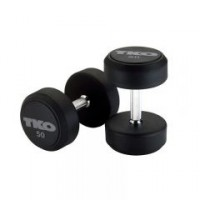 TKO SDS Rubber Dumbbells