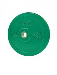 OLYMPIC RUBBER COLORED BUMPER 10lb